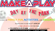 Make a Play Day at the Park!