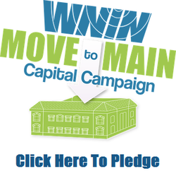 Click here to pledge to Move to Main Capital Campaign