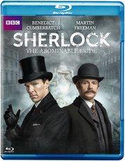 Blu-Ray of Sherlock: The Abominable Bride