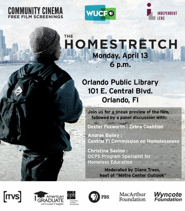 WUCF Homestretch