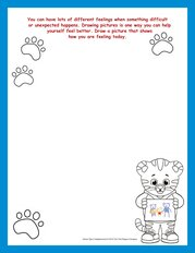 Color Your Feelings - Daniel Tiger's Neighborhood