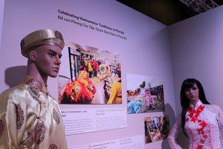 Leaving Vietnam Exhibit