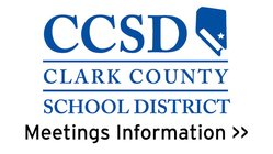 Clark County School District Meetings