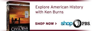Buy Ken Burns Films DVDs at Shop PBS