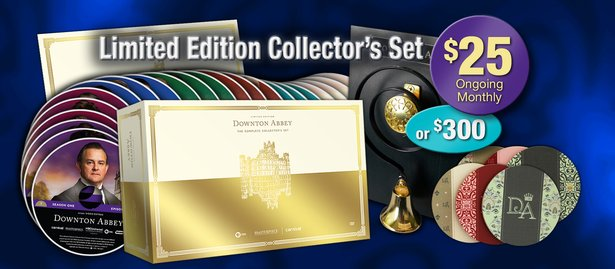 Downton Abbey Package 2