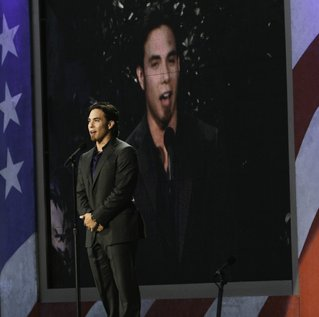 U.S. Olympian Apolo Anton Ohno joined us in 2012 to introduce that years' Team USA.