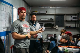 Andrew Hanna and Team Rubicon
