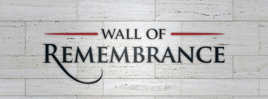 The Naitonal Memorial Day Conerts Wall of Remembrance