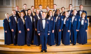 U.S. Air Force Singing Sergeants