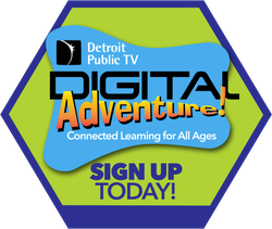 DPTV's Digital Adventure - Connected Learning for All Ages - Sign Up Today