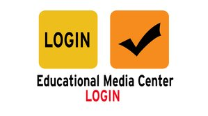 Login to the Educational Media Center