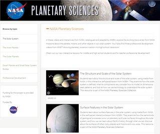 NASA Resource on PBSLM