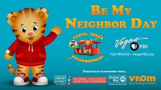 Save The Date! Be My Neighbor Day