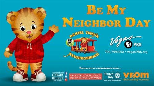 Daniel Tiger Be My Neighbor Day