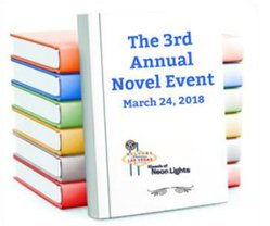 The 3rd Annual Novel Event