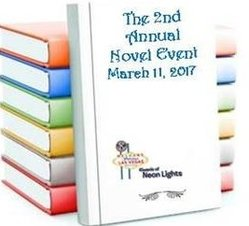 The 2nd Annual Novel Event - March 11, 2017