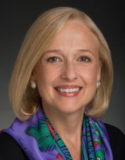 Paula Kerger, CEO and President, PBS