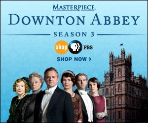 Shop for Downton Abbey and other of your favorite PBS shows