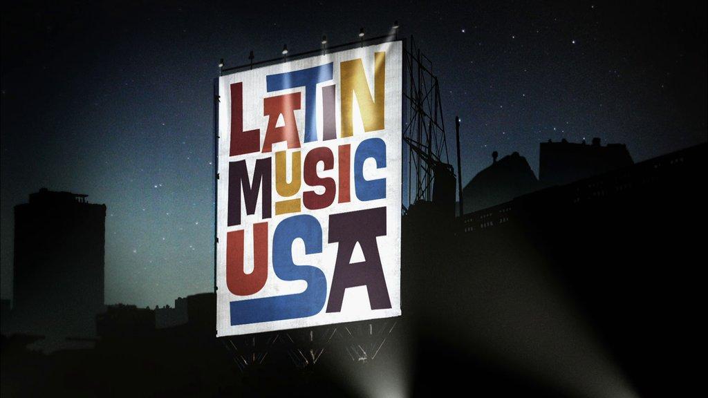 Latin Music USA poster