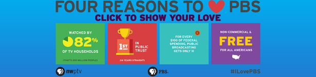 Reasons to love PBS