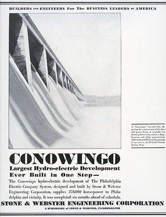 Conowingo Lost Film Ad