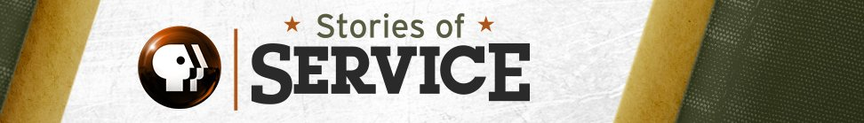 stories of service banner image