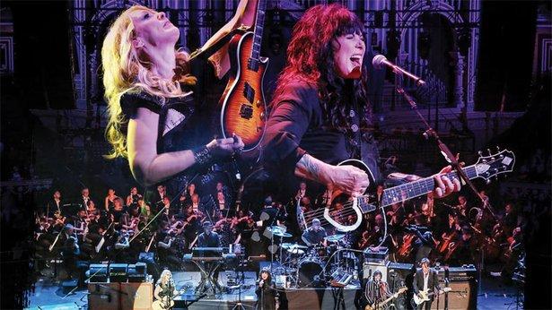 Heart Live at Royal Albert Hall