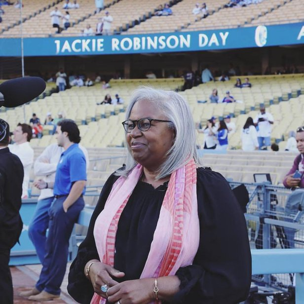 Jackie Robinson Day Dodger Stadium