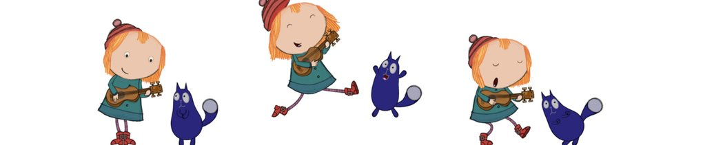 Peg + Cat - 5 Signs Peg is a Hipster