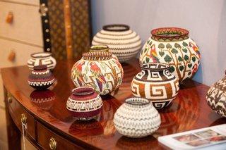 Newport Antiques Show bowls