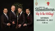 Two tickets to see Under the Streetlamp-Hip to the Holidays! live at the Park Theatre on November 18