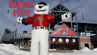 "Kick off the 2018 PawSox season with the Rhode Island PBS Kids Club and the Pawtucket RedSox at ""Family Fest"" taking place on Saturday, January 27 from 10:00 am-2:00 pm at McCoy Stadium!"