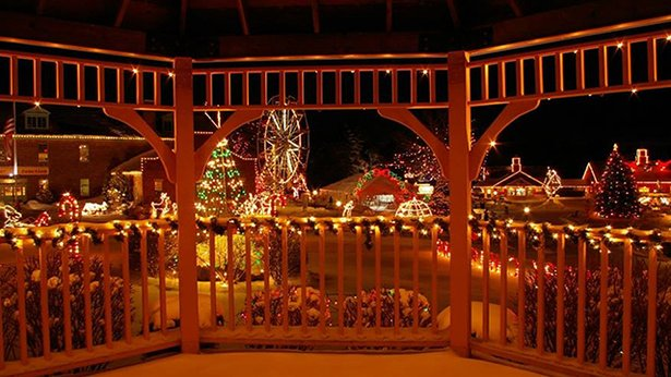 The Christmas Festival of Lights