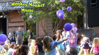 Monkey Monkey Music with Kids