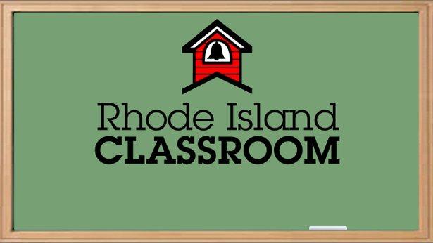 Rhode Island Classroom Logo
