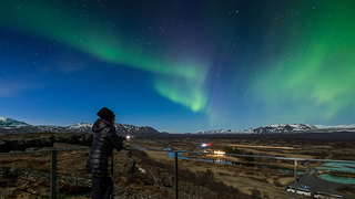 ICELAND: JOURNEY TO THE NORTHERN LIGHTS October 4 - 9, 2018