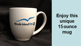 Rhode Island PBS Foundation Mug