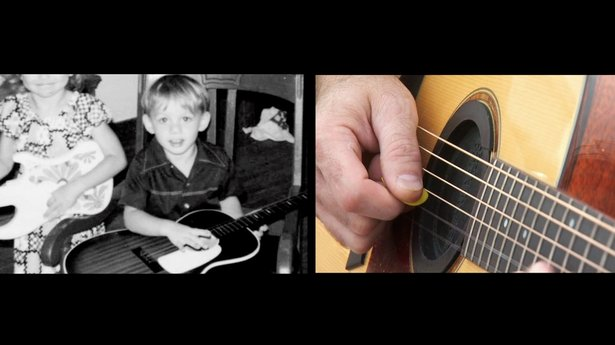 Wade little boy guitar.jpg