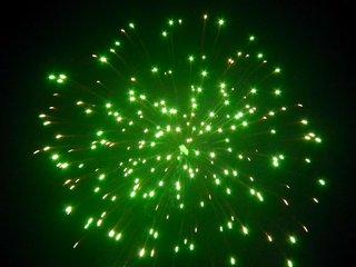 Green Firework