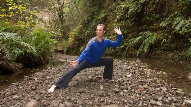 Less Stress & More Energy with Qi Gong
