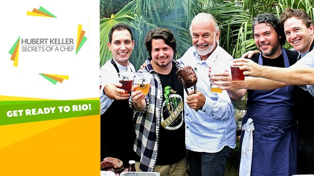 Get Ready to Rio! Special with Hubert Keller