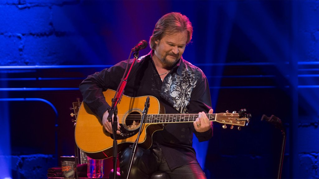 Travis Tritt: A Man and His Guitar