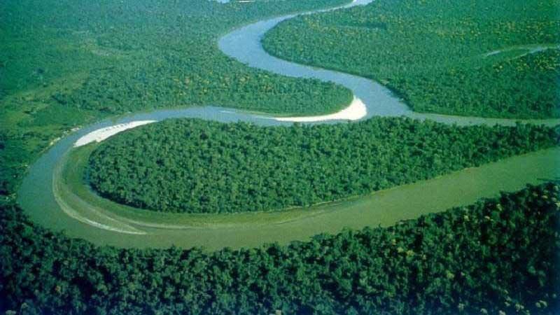 Mighty Amazon