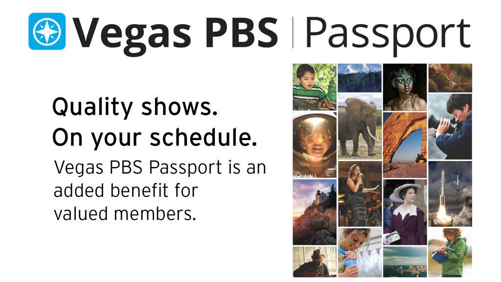Vegas PBS Passport