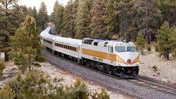 Grand Canyon Railway Overnight Trip