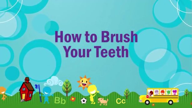 How to Brush Your Teeth & more videos from BRUSH!