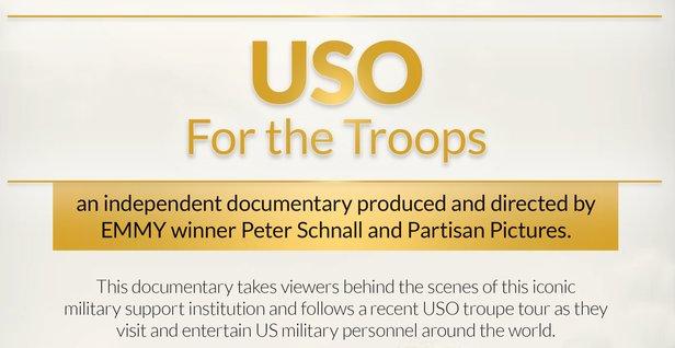 USO 75th Anniversary Screening