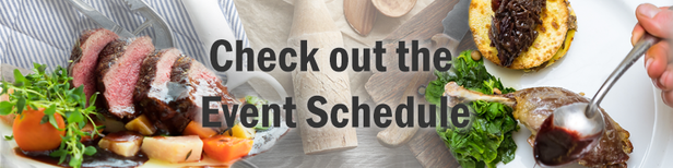 Click here to view the event schedule for Around the Kitchen