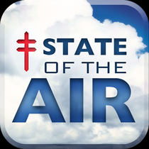 State of the Air App from American Lung Association