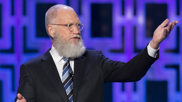 David Letterman – The Mark Twain Prize